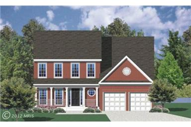 13201 3rd St, Bowie MD 20720: Front view