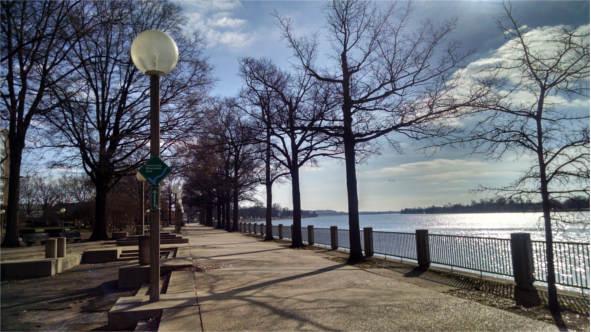 1336 4th St, SW #T1336 Washington, DC 20024, SW DC Potomac River,