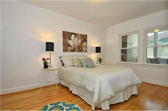1400 Oglethorpe St, NW, Apt 7, Washington, DC 20011, bedroom