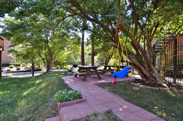 1400 Oglethorpe St, NW, Apt 7, Washington, DC 20011, picnic area