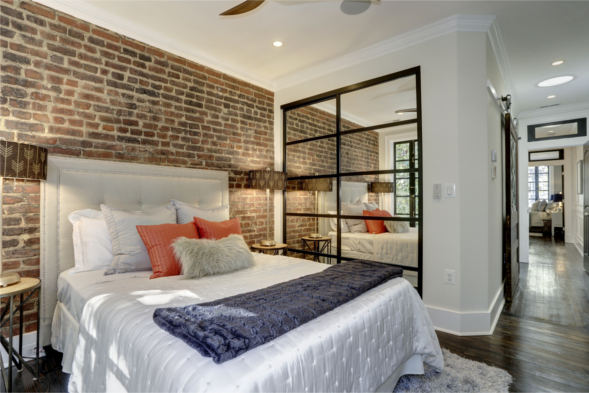 1641 19th St, NW, Washington, DC 20009 bedroom