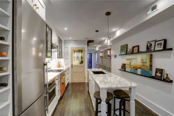 1641 19th St, NW, Washington, DC 20009, kitchen