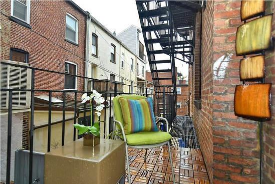 1736 18th St, NW, Apt 204, Washington, DC 20009, balcony