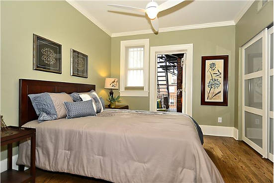 1736 18th St, NW, Apt 204, Washington, DC 20009, second bedroom