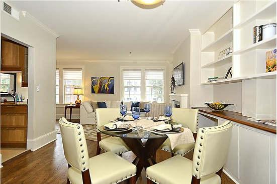 1736 18th St, NW, Apt 204, Washington, DC 20009, dining room