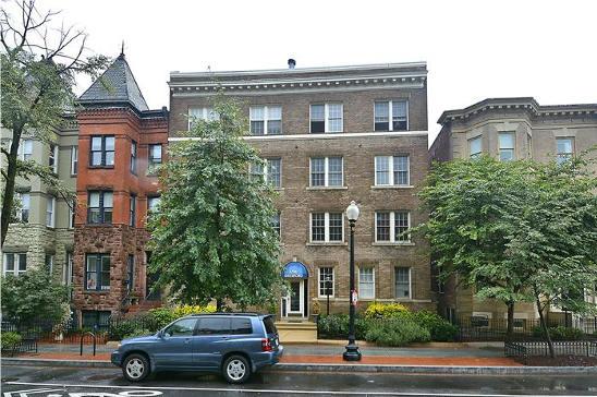 1736 18th St, NW, Apt 204, Washington, DC 20009, exterior