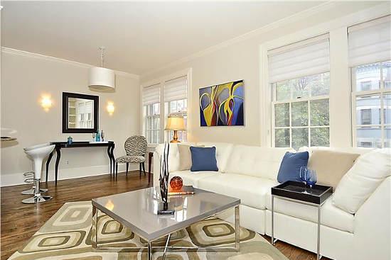 1736 18th St, NW, Apt 204, Washington, DC 20009, living room 2
