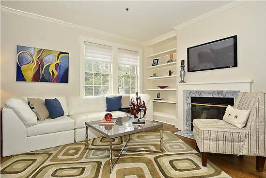 1736 18th St, NW, Apt 204, Washington, DC 20009, living room