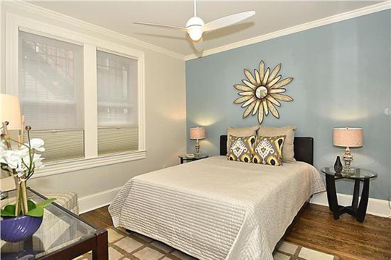 1736 18th St, NW, Apt 204, Washington, DC 20009, master bedroom