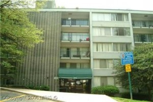 1802 Metzerott Rd #206, Hyattsville, MD 20783: Exterior view