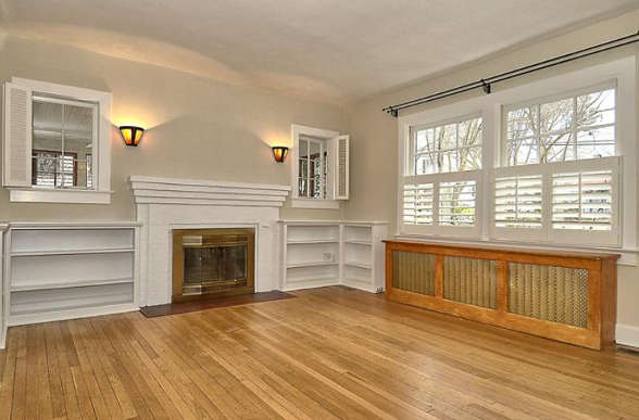 3418 Bradley Lane, Chevy Chase, MD 20815, fireplace