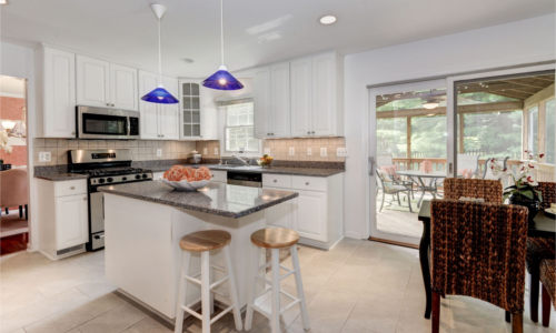 3528 Toddsbury Lane, Olney, MD 20832, kitchen view