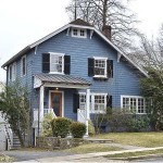 Chevy Chase Craftsman Cottage