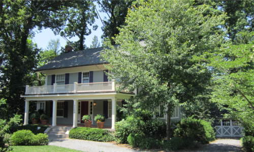 7108 Cedar Ave Takoma Park, MD 20912 front view