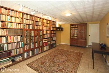 7416 Holly Ave Takoma Park: the library