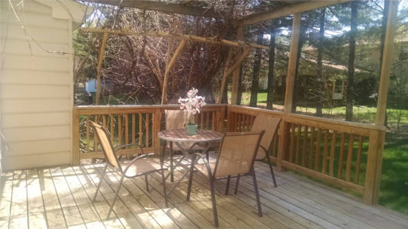 8218 Tuckerman Lane, Potomac, MD 20854, patio table