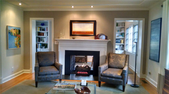 9212 Midwood Rd., Silver Spring, MD 20910, living room