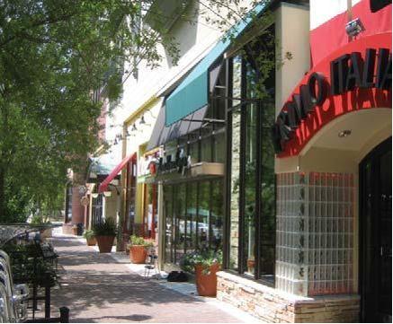 Rockville, MD street.