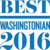 Best of Washingtonian 2016 logo