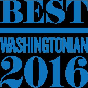 Best of Washingtonian 2016 logo