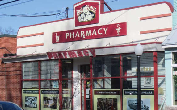 Brookville Pharmacy, Chevy Chase, MD