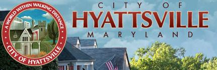 Hyattsville city logo