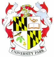 University Park, MD town seal