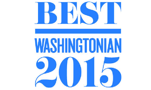 Washingtonian Magazine Best of 2015