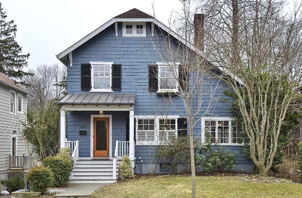 Chevy Chase Craftsman Cottage The Agent Alice